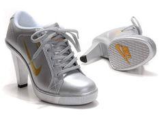 sports shoes 2c3b3 5e290 MyWay Bleu Noir, Talons Compensés, Chaussures Nike, Mode, Femme, Ligne,