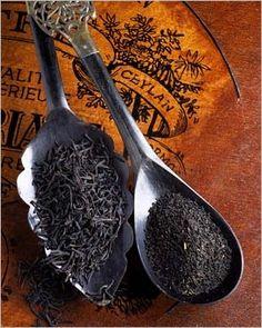 Ceylon black tea - Living a Life in Flower