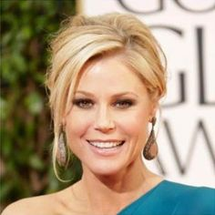 Here's how you can recreate Julie Bowen's Golden Globe look via @COLORESCIENCE
