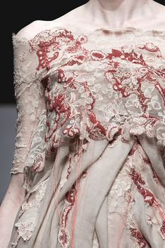 Yiqing Yin Couture Fall 2013