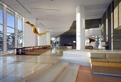 Seamarq Hotel, South Kora | by Richard Meier & Partners