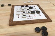 GoRoGo - An artisanal variation on the classic game of GO by Doug Masiel — Kickstarter