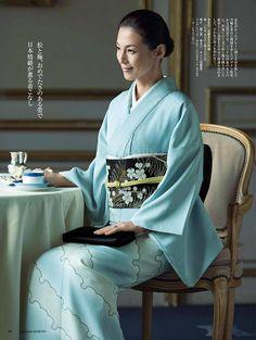 訪問着 in 2020 Yukata Kimono, Kimono Japan, Japanese Beauty, Japanese Girl, Geisha, Yokohama, Osaka, Kyoto, Japon Tokyo
