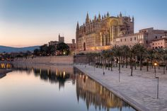 Palma de Mallorca (España) - Quiniela Traveler: los destinos Traveler a los que viajar en agosto