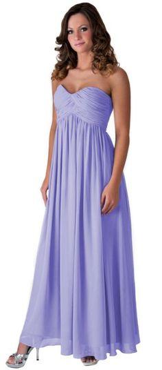 Full Length Evening Gown Bridesmaid Wedding Party Prom Formal Dress Sz 0 18 | eBay