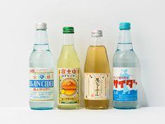 47都道府県の美味しいすぐれもの ご当地サイダー東海篇