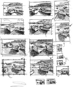 Composition of Outdoor Painting by Edgar Payne - Google Search
