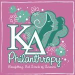 Kappa Delta's Philanthropy: Girl Scouts of the USA, Sexual Assault Task Force, Prevent Child Abuse America