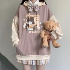 Kawaii Fashion, Cute Fashion, Fashion Outfits, Korean Girl Fashion, Japanese Fashion, Aesthetic Fashion, Aesthetic Clothes, Cute Casual Outfits, Pretty Outfits