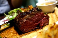 Chateaubriand @ Miller and Carter Steak House Manchester