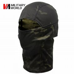 Air Force Air Combat Command Outdoor Face Mouth Mask Windproof Sports Mask Ski Mask Shield Scarf Bandana Men Woman