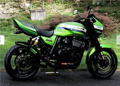 Kawasaki ZRX 1100 w. Kerker exhaust
