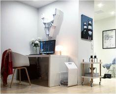 Mali stan uređen u modernom stilu
