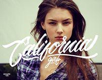 """Dailytype """"California girls"""""""