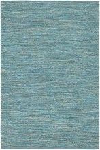 Aqua blue area rug for your home decor.