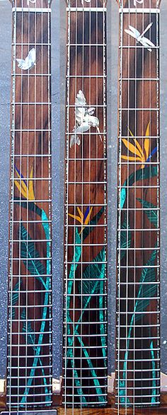 Unusual Fretboard Inlays, let's see them | Harmony Central