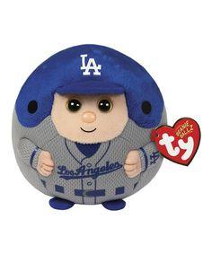 ec5dee60079 Los Angeles Dodgers Beanie Ballz  zulilyfinds Ty Beanie