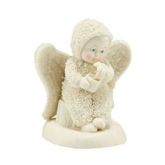 Snowbabies Department 56 Dream Collection Grow in Grace Figurine, 3.74""