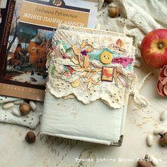 """Блокнот """"Паненка"""", вдохновение октября."""