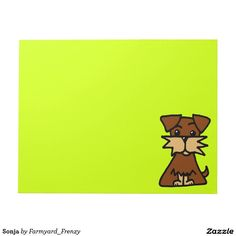 Sonja Memo Notepad #YorkshireTerrier
