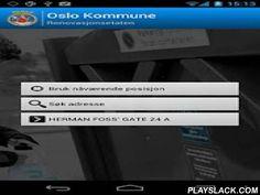 finn posisjon på kart OSVB Android App   playslack., Oslo Sandvolleyballklubb  finn posisjon på kart