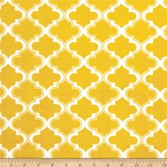Minky Moroccan Tile Mustard Yellow- minky for the back of my grey and white herringbone? what about the binding? Can't bind with minky. I don't even know if I could quilt with minky...