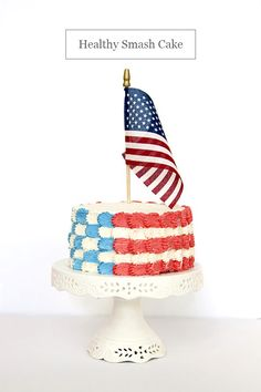 Kosher recipes | A Smash Cake Fit for the President and for your child's first birthday.