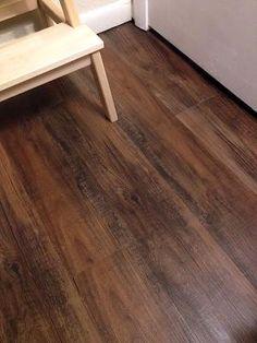 This is the floor we purchased Karndean winter oak Its vinyl