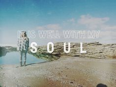 Well with my soul