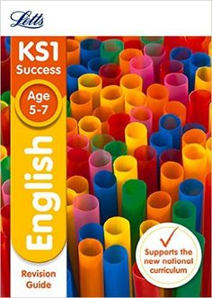 KS1 English Revision Guide (Letts KS1 Revision Success - New 2014 Curriculum): Amazon.co.uk: Letts KS1: 9781844198122: Books