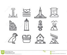 image result for iceland symbols
