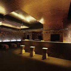 Nüba nightclub, Paris - Emmanuel Picault and Ludwig Godfrey