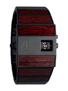 I love cool watches