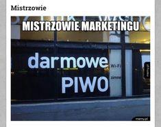 #mem#funny#marketing#WiFi#DarmowePiwo