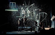 Rosita Raud - Heart of the Dog by Mikhail Bulgakov. Russian Theatre of Estonia. 2012
