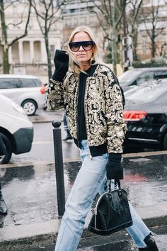 The 21 Best Street Style Looks From Paris Fashion Week
