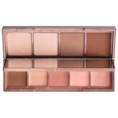 Shop Urban Decay's Naked Skin Shapeshifter at Sephora. The three-in-one palette has both powders and creams to contour, color-correct, and highlight.