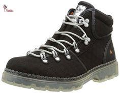 Art Alpine 20 809, Desert boots homme, Noir (Ebony), 39 EU - Chaussures art (*Partner-Link)
