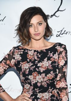 aly michalka got married in a gorgeous, non-traditional wedding dress