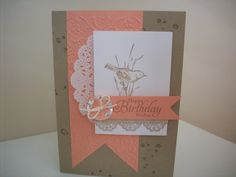 Stampin' Up!  Simply Sketched