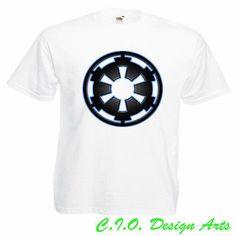 Star Wars Galactic Empire LOGO T-shirt- Gift ,t-shirt ,Star Wars