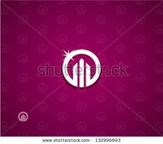 Real estate logo template by popcic, via Shutterstock