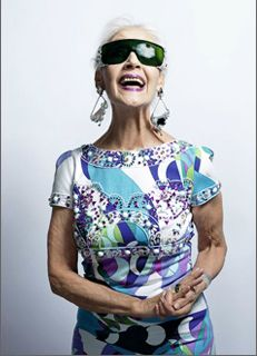 Crazy, eccentric, tacky old ladies. It might not be to everyones taste, ...