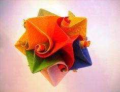 Origami - Kusudama - MacQuillin