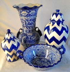 mexican talavera pottery #design #Talavera #handmade #Mexican explore MexicanConnexion.com