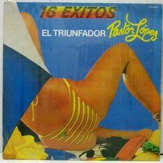 Pastor López - El Triunfador 16 Exitos (Vinyl, LP) at Discogs