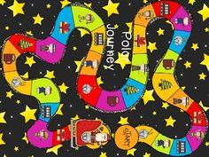 POLAR JOURNEY PRE-PRIMER DOLCH WORD GAME - TeachersPayTeachers.com