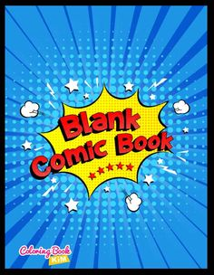Blank comics with various templates for children and adults. A set of the best and most used templates by professionals. A simple symmetrical arrangement of panels makes it great for any type of comic. The non-accidental arrangement of panels makes drawing comics easier. The variety of templates makes drawing more fun, stimulates creativity and gives hours of fun.