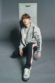 Kihyun Monsta X Jealousy Monsta X Kihyun, Yoo Kihyun, Shownu, Jooheon, Hyungwon, Minhyuk, Jinyoung, Monsta X Funny, X Picture