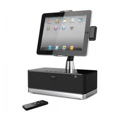 iLuv iMM514 Dock Station Pro Art, Multimedia Center pour iPad 1 & 2
